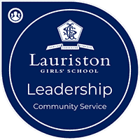 Lauriston badge